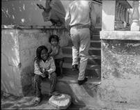 Cambodia / BW