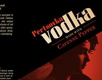 Pertsovka Vodka