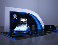 Peugeot Backdrop