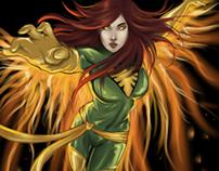 Jean Grey: Dark Phoenix