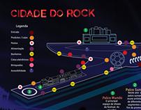 Infográfico | Cidade do Rock