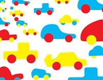 Car Production Info-Graph