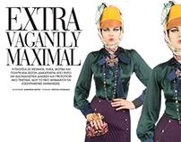 Extra Vagantly Maximal