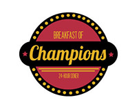 Logo Design: Breakfast of Champions