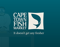 Cape Town Fish Market - TVC Storyboard (2012)