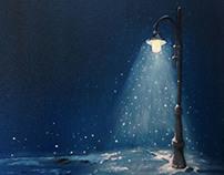 Düşen Kar | Falling Snow