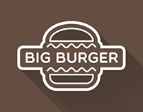 Big Burger Logo