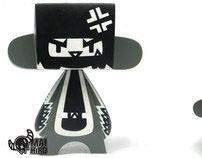 Custom Ninja spiki Mad*L