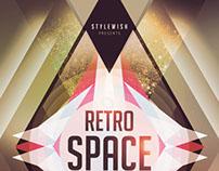 Retro Space Flyer