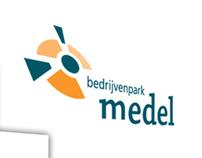 Corporate Identity - Bedrijvenpark Medel