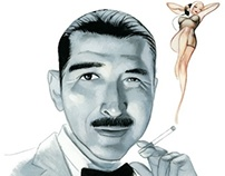 Portraits - Caricatures III