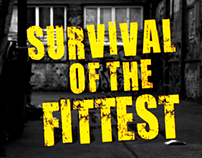 Survival of the Fittest - The TV Show