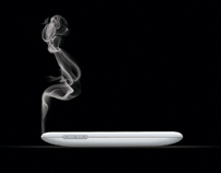 Smoking Phone