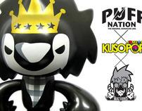 Puff Nation x Maihiro x KusoPop