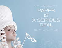 Paper is a serious deal - N° 01