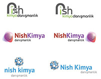 Nish Kimya Logo Design