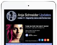 ANJA SCHNEIDER UPDATES