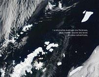 White Desert Antarctica - Newspaper Ad (2013)