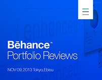 Behance Japan | Portfolio Review #4