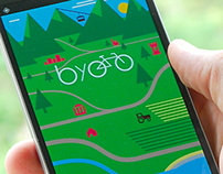 Bybyke® mobile app
