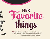 Her Favorite Things