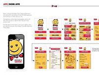 Butler's Pizza - Digital Campaign + App (2013)