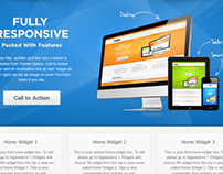 Wcolor Responsive Theme