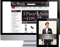 iBook Suit Catalogue for Tom Murphy Menswear