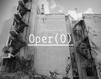 Oper(O) | Website Design