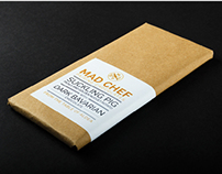 MAD CHEF PAIRING CHOCOLATE - Packaging
