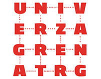 Univerza gre na trg - (university on the market)