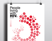People living with HIV - Data Visualization