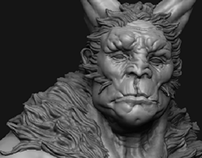 Zbrush Character Works
