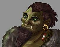The Orc Shaman