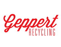 Geppert Recycling logo