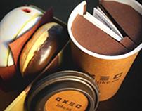 Coffee & Donut Design Portfolio