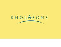Stationary Design - Bholasons Jewellers