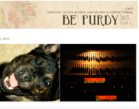 Be Purdy 365 - My Daily Photo Site