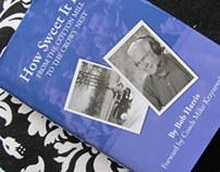 """Bob Harris Book """"How Sweet It Is!"""""""