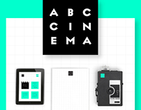 ABC Cinema - Branding & App Project