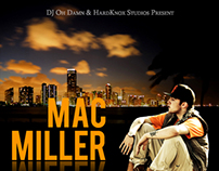 Mac Miller CD Cover