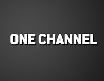 One Channel Banners [2013]