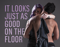 "Toad Road ""Good on the Floor"" Campaign"