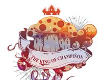 the king of champiñon