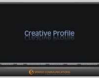 Sparsh Communications Creative Profile