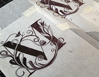Caslon and Illuminated Letter
