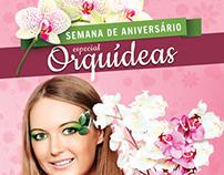 Semana das Orquídeas | Flor & Ser