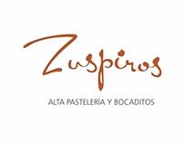Zuspiros · Alta Pastelería y Bocaditos