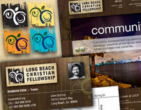 Long Beach Christian Fellowship Branding