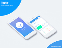 Tackle IOS App